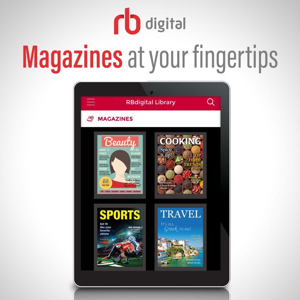 Oxford Public Library | Digital Magazines
